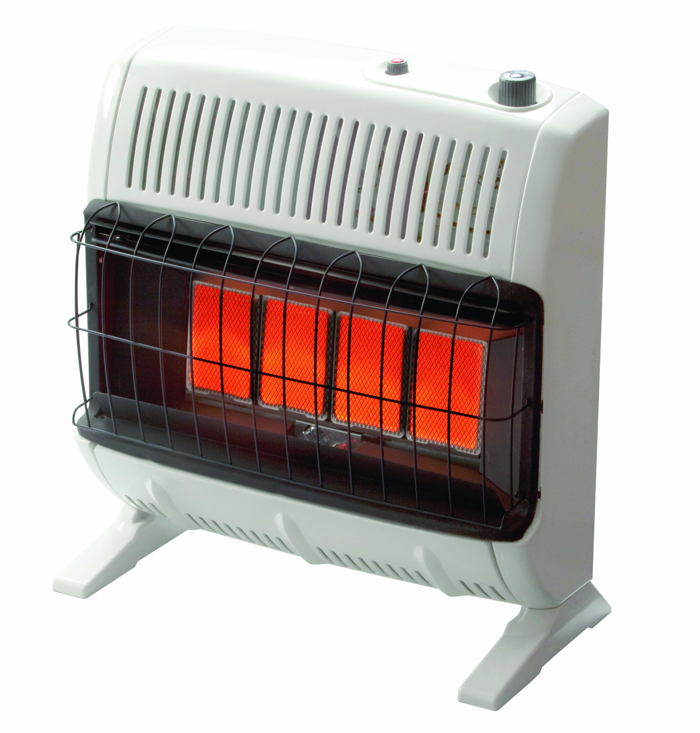 Heatstar By Enerco F156090 Ventfree Infrared Propane Heater with Thermostat HSVFR30LPBT, 30K