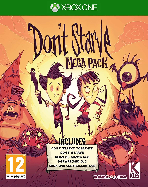 Dont Starve Mega Pack (Xbox One) (New): Amazon.es: Videojuegos