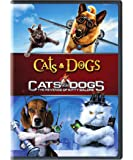 Cats & Dogs 1&2 pk (dvd)