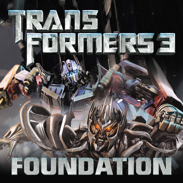 Transformers 3 Movie Prequel - Foundation (Issues) (4 Book Series)