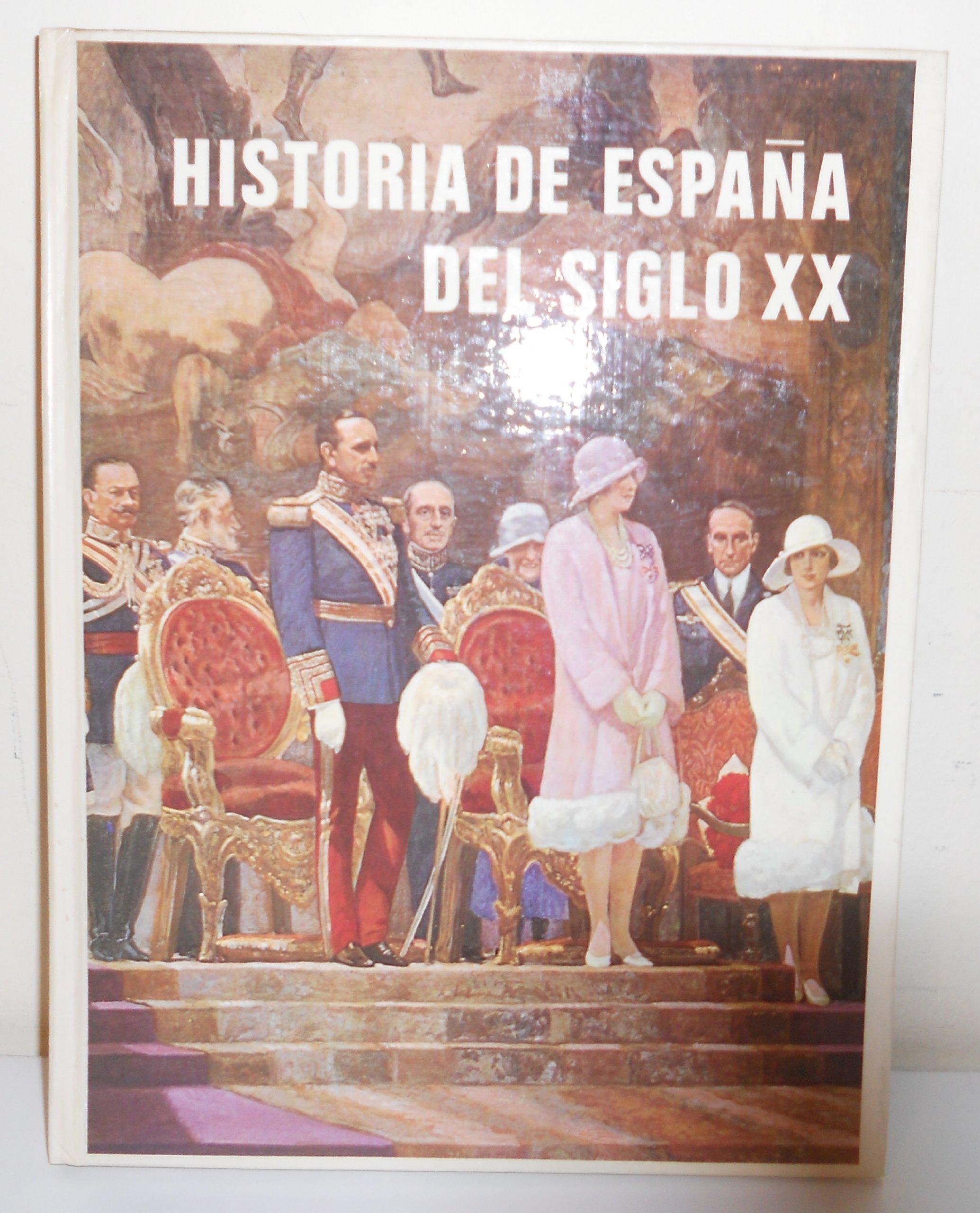 Historia de España del siglo XX: Amazon.es: ANÓNIMO: Libros en ...