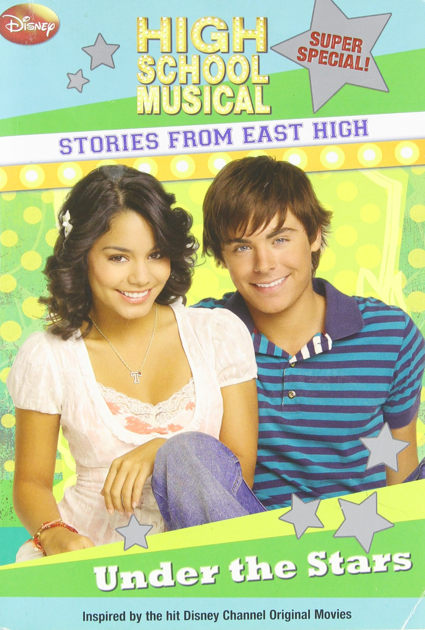 Under the Stars (High School Musical Stories from East High, Super Special) PDF