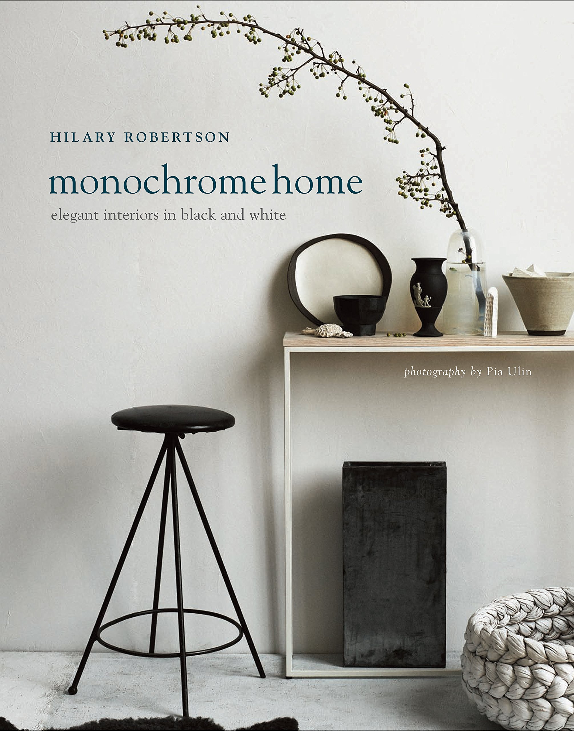 Monochrome Home Elegant Interiors Black product image