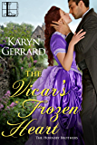 The Vicar's Frozen Heart (The Hornsby Brothers)