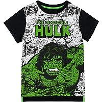 Marvel Camiseta para Niños El Increible Hulk