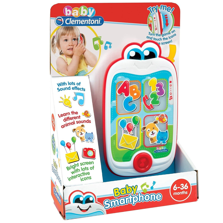 Baby Clementoni Smartphone Baby, 149483