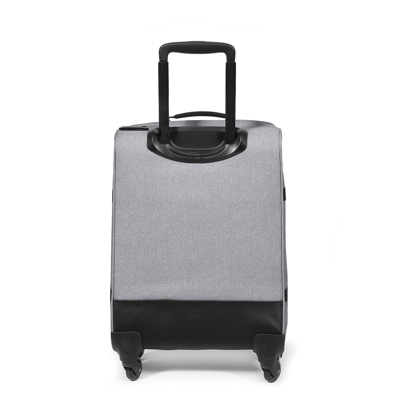 Eastpak Trans4 S Valise 54 cm Black Denim Gris 44 L