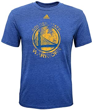 adidas - Gorra del equipo de baloncesto de la NBA juventud Stephen Curry  Golden State Warriors tri-blend envejecido nombre y número camiseta c4ae1b1602e