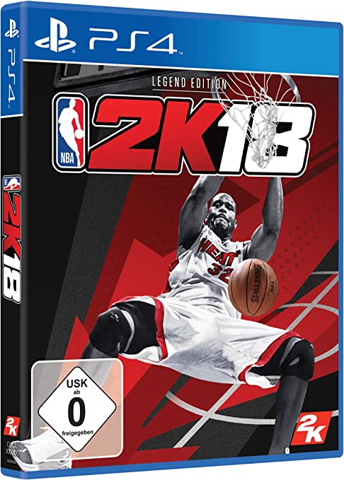 NBA 2K18 - Legend Edition - PlayStation 4 [Importación alemana]: Amazon.es: Videojuegos