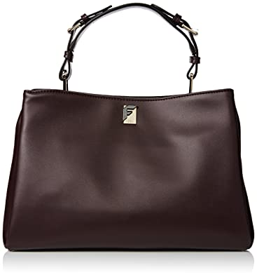 2a7150212f09 Fiorelli Womens Della Rose Top-Handle Bag Aubergine  Amazon.co.uk ...