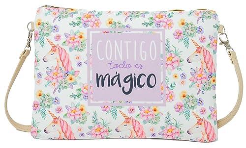 hombro Colección Unicornio mujer bandolera Bolso tela mujer de bolsos SC  bolso tTFzqOO 9d1345776173