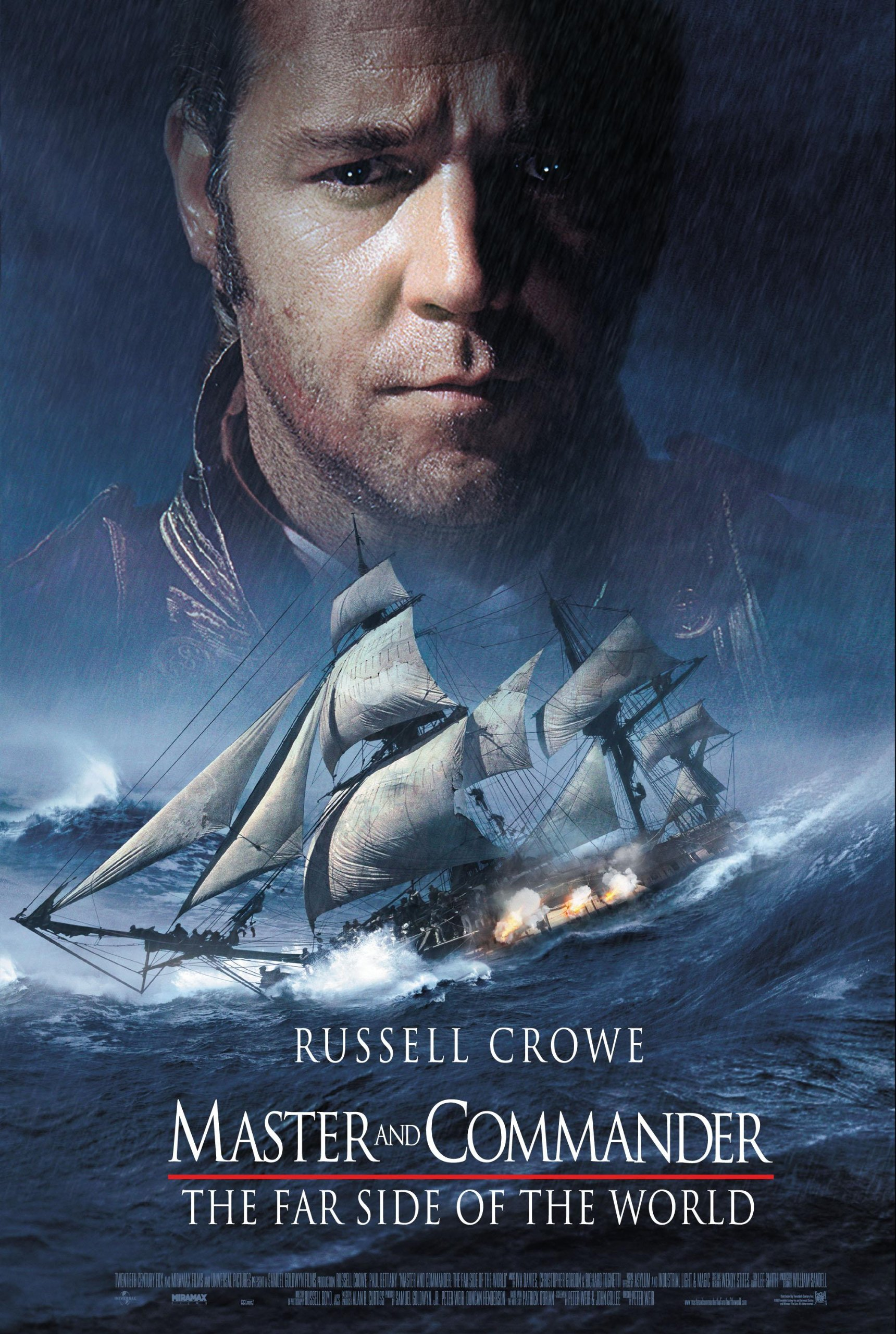 Watch Master And Commander Prime Video