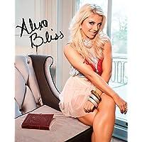Alexa Bliss WWE # 410x 8Lab Qualität unterzeichnet Foto Print