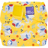 Bambino Mio, Miosolo All-in-One Cloth Diaper, Elephant Stomp