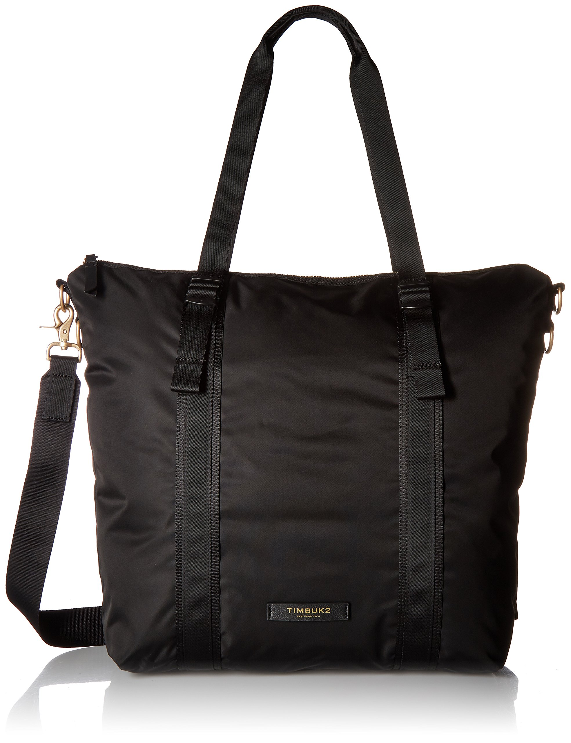 Timbuk2 Parcel Tote Bag, Jet Black, One Size by Timbuk2