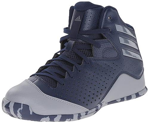 adidas Performance Men's Next Level Speed 4 Basketball Shoe,Collegiate Navy/ Grey/Collegiate