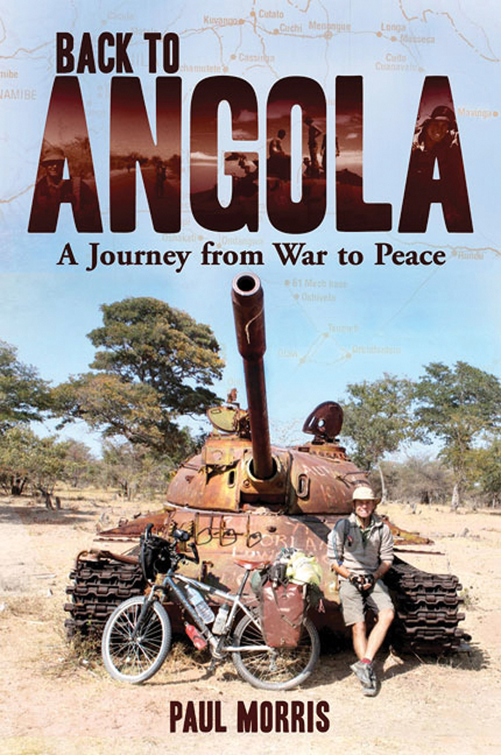 Read Online Back to Angola: A Journey from War to Peace ebook
