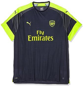 09bec777eda Puma Men Arsenal Third Kit Replica Shirt Jersey, Men, Trikot AFC Third  Replica Shirt