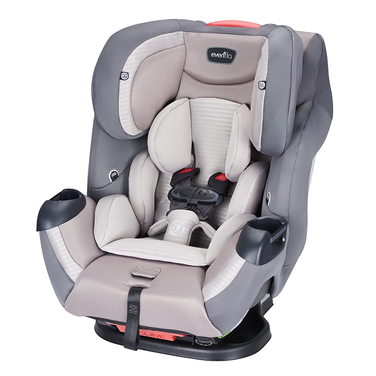 Evenflo Platinum Symphony LX All-In-One Car Seat, Montgomery Evenflo -- Dropship 34512247