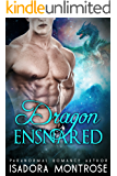 Dragon Ensnared: A Viking Dragon Fantasy Romance (Lords of the Dragon Islands Book 7)