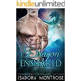 Dragon Ensnared: A Viking Dragon Fantasy Romance (Lords of the Dragon Islands Book 7)