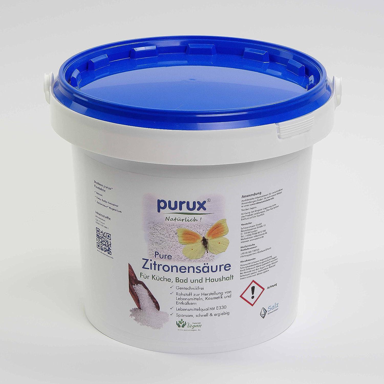 Zitronensäure 800 gr Lebensmittelqualität Entkalker Granulat