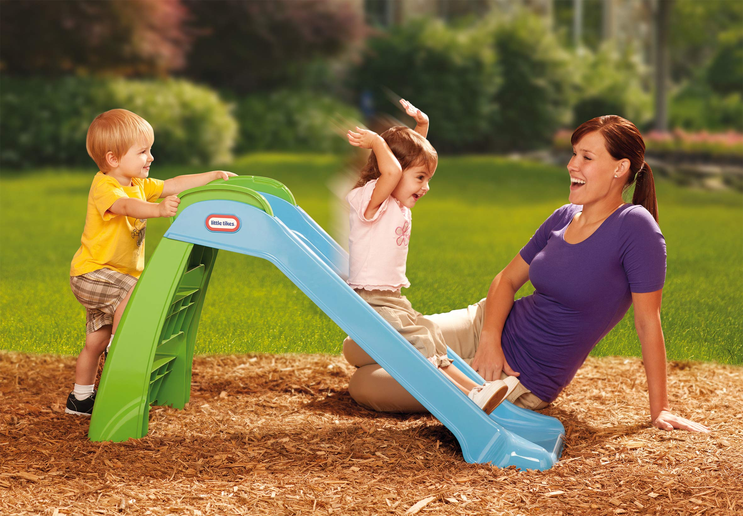 Little Tikes First Slide (Blue/ Green) by Little Tikes (Image #6)