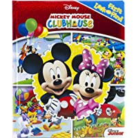 Mickey Mouse Clubhouse - First Look and Find - PI Kids