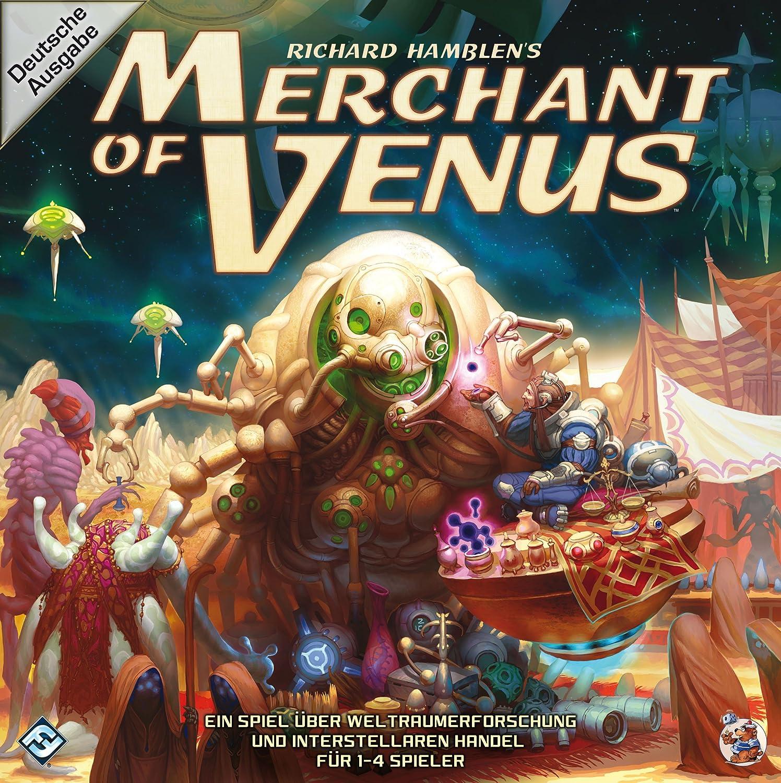 Heidelberger HE474 - Merchant of Venus
