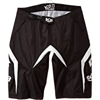 Royal Racing - Pantalón Corto Infantil, Color Negro