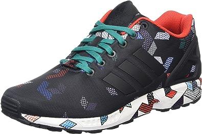 adidas Zx Flux, Sneakers Basses Homme Noir (Core Black