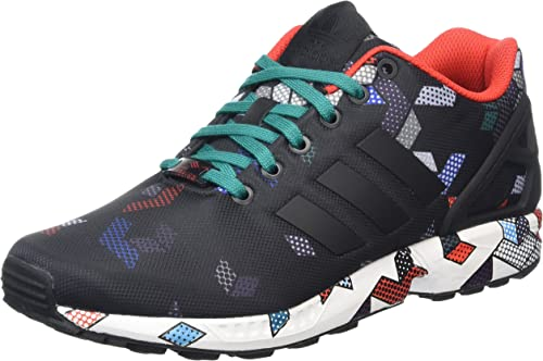 adidas originals scarpe da ginnastica zx flux basse uomo
