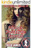 Viking's Passionate Farewell (The Viking's Harem 13): (A Harem, Werewolf, Supernatural, Fairy, Submission Erotica)
