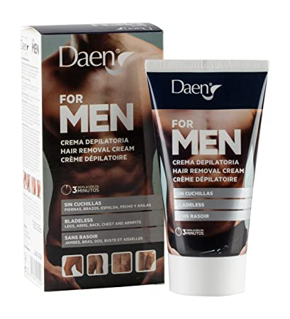 DAEN CREMA DEP MEN 150ML