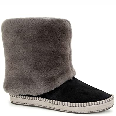 UGG Women's Kestrel Black Suede 12 ...