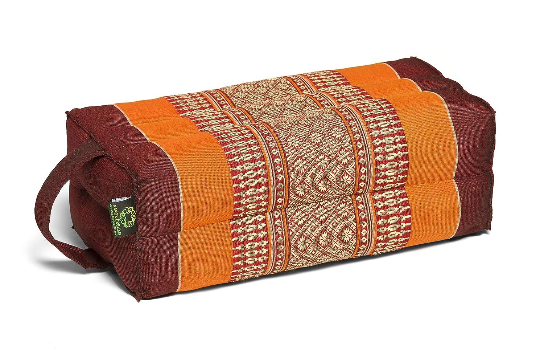 Amazon.com : Kapok Dreams Meditation Cushion, Yoga Prop with ...