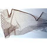 Creative Hobbies Decorative Fish Net for Wall and Home Decor, Crafts and More! 2.5 feet x 3.5 feet
