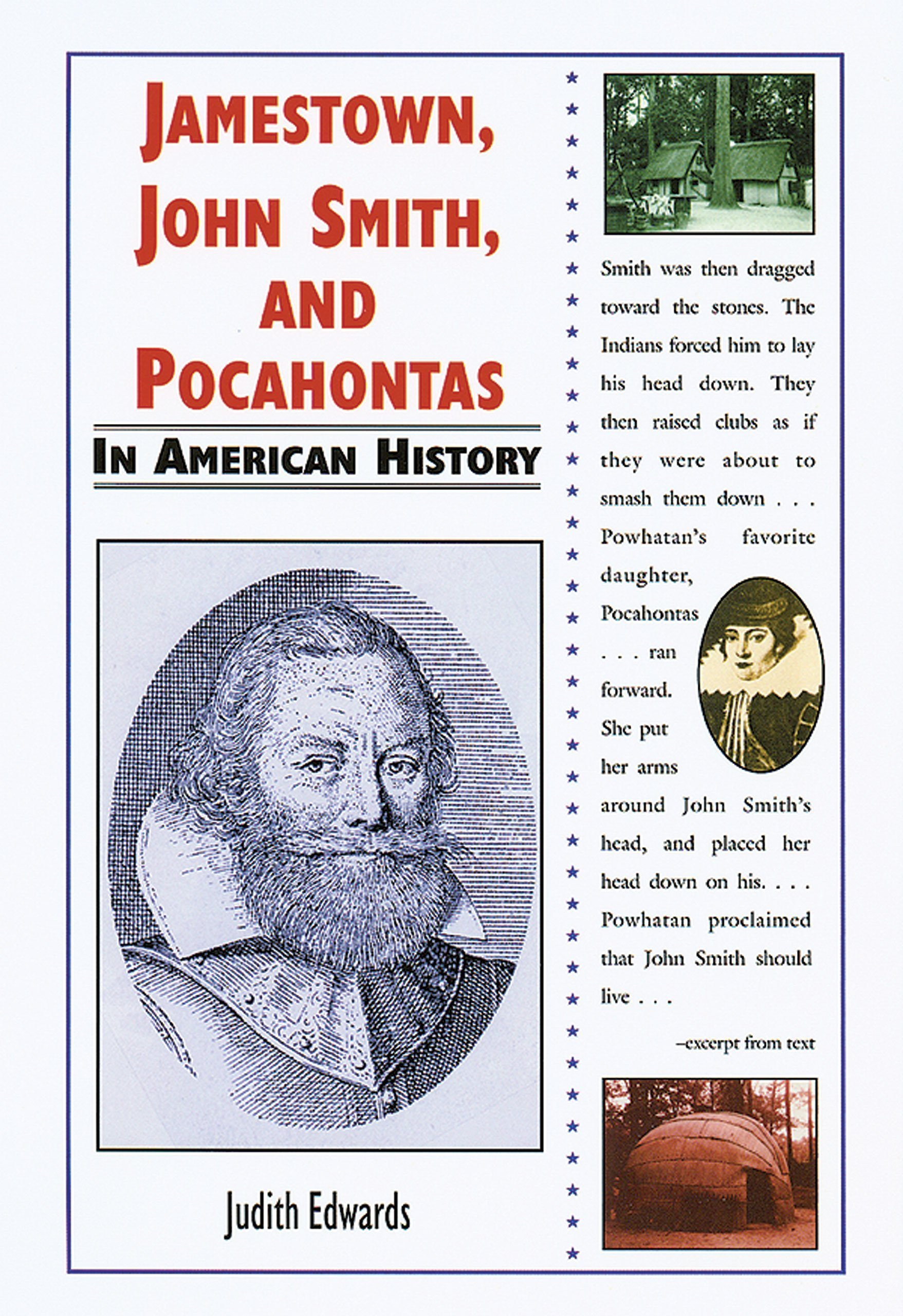 Download Jamestown, John Smith, and Pocahontas in American History pdf