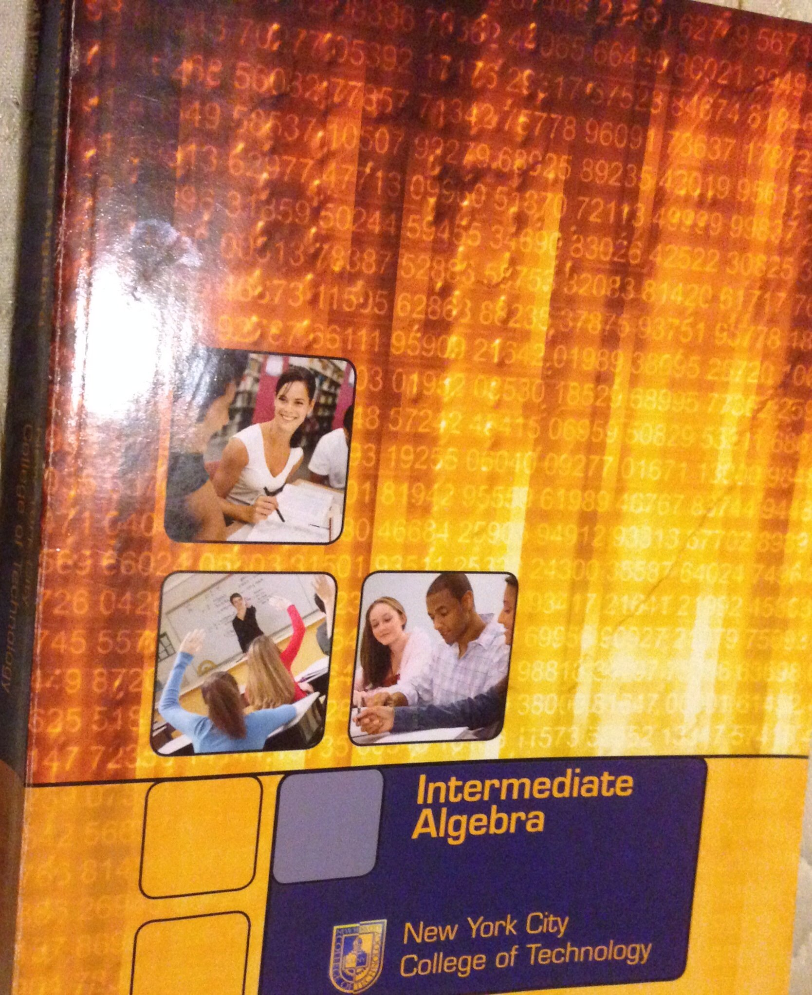 Intermediate algebra custom new york city college of technology intermediate algebra custom new york city college of technology custom julie miller molly oneill nancy hyde 9780077503383 amazon books fandeluxe Image collections