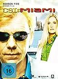 CSI: Miami - Season 5.2 [3 DVDs]