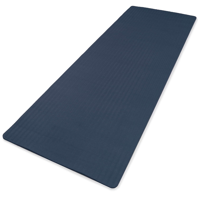 adidas ADYG-10100BL Esterilla de Yoga, Unisex Adulto, Azul ...