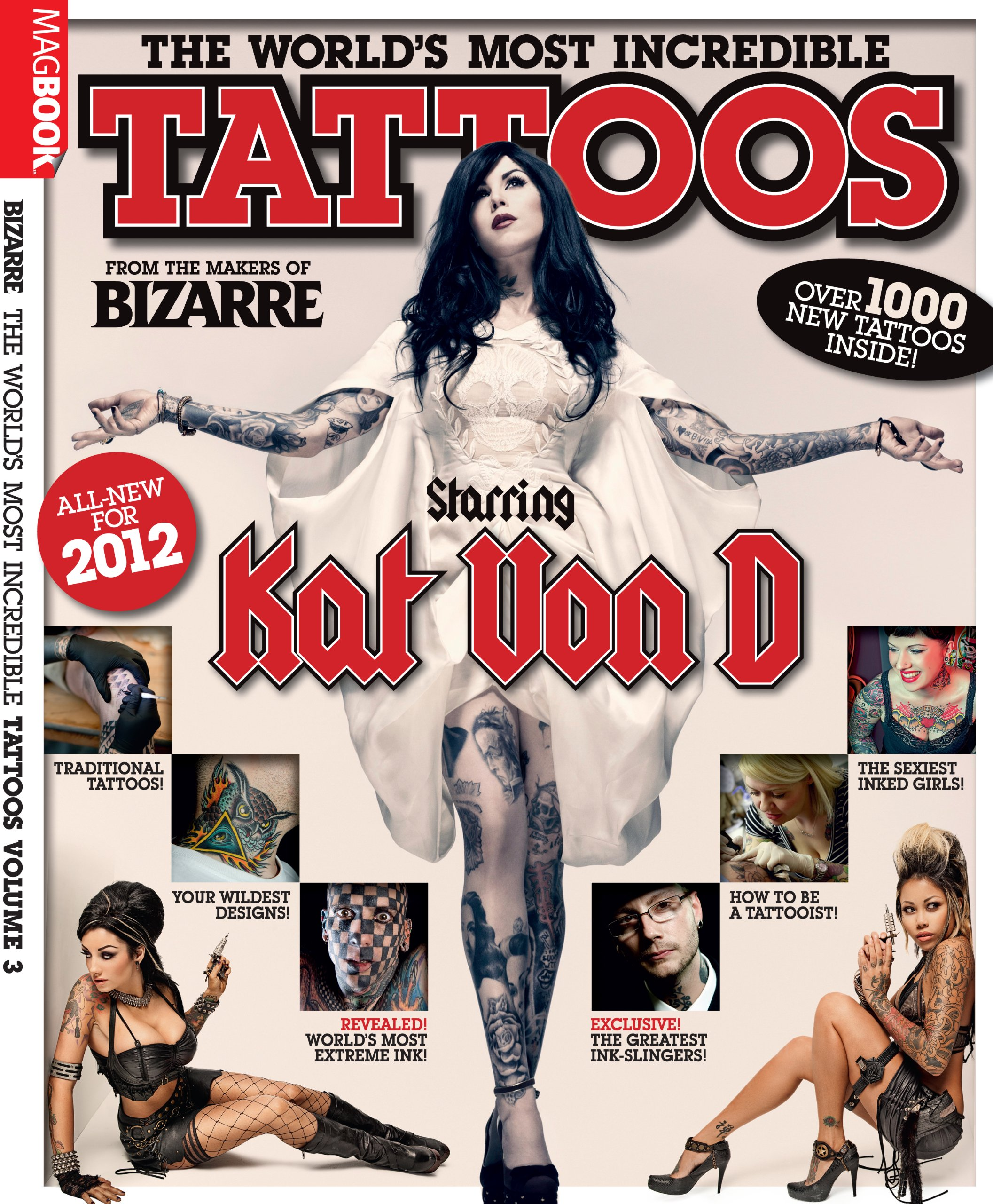 Download World's Most Incredible Tattoos: v. 3 PDF