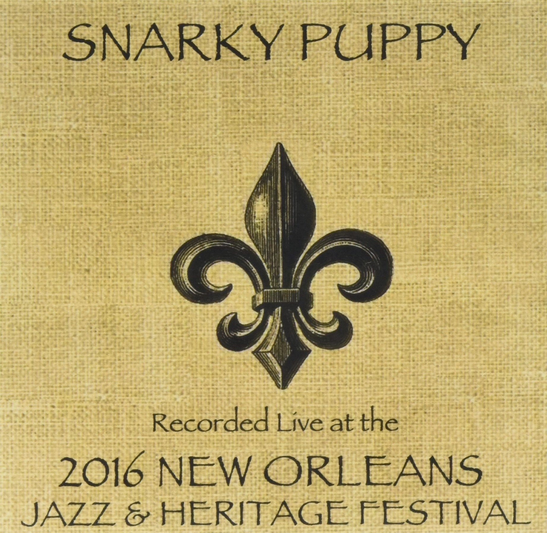 Snarky Puppy Live at JazzFest 2016 by Munck Music