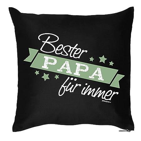 Día del Padre Impreso Sofá Cojín: Mejor Papá para siempre ...