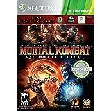 WB Games Mortal Kombat: Komplete Edition - Xbox 360