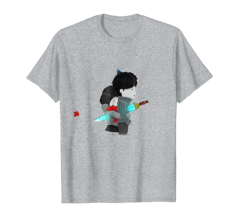 K-Drama Anime Sword Shirt Korean Drama T-Shirt-mt