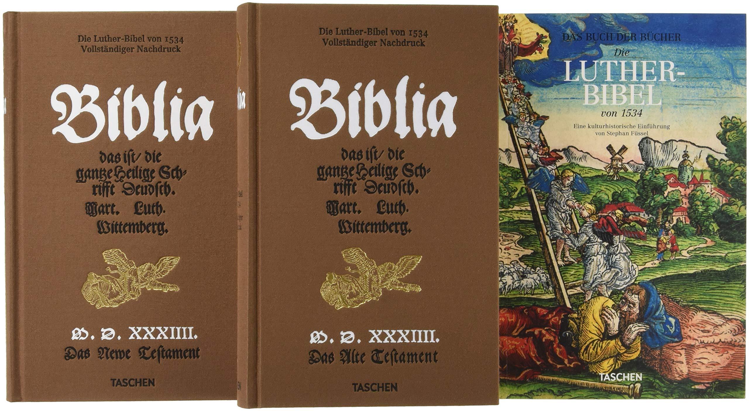 Die Luther-Bibel von 1534
