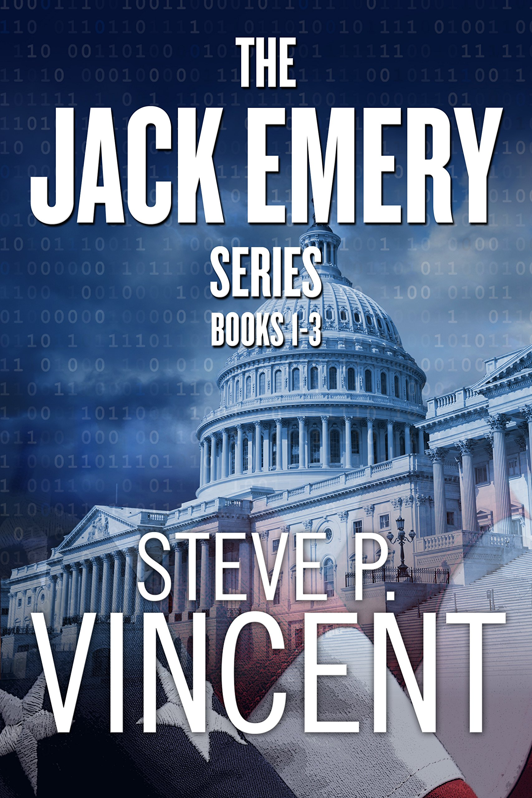 The Jack Emery Series: Books 1-3