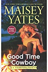 Good Time Cowboy (A Gold Valley Novel) Kindle Edition