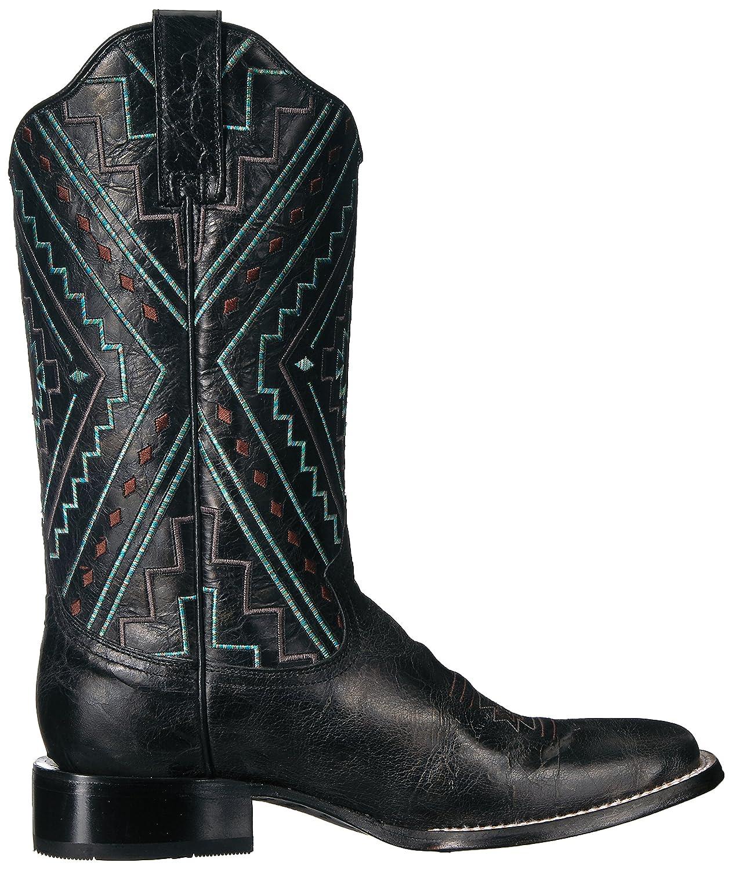 Roper Women's Native Western B(M) Boot B076TP1KLV 6 B(M) Western US Black 5e8697